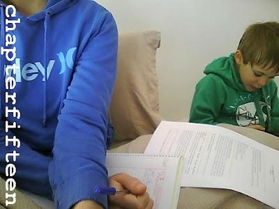 study buddies