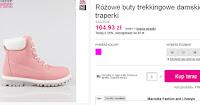 ebutik.pl/product-pol-155323-Rozowe-buty-trekkingowe-damskie-traperki.html?affiliate=marcelkafashion