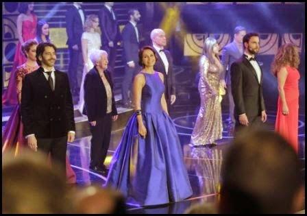 "Premios Goya 2015: ""Resistiré"""