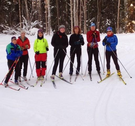 LOL Skiers
