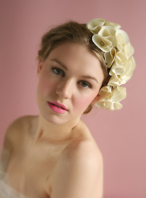 Beautiful Wedding Hairstyles with Flowers