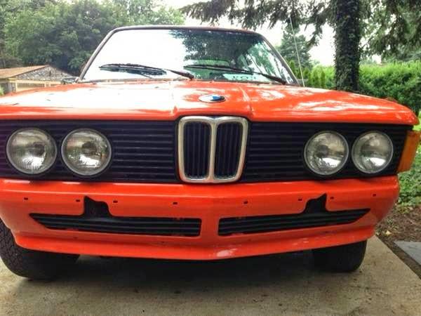 Daily Turismo K Orangina BMW I E - 1977 bmw