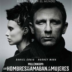 Las 10 películas mas descargadas durante 2012 - Millenium - Los Hombres que no amaban a las Mujeres: