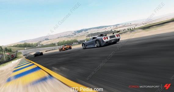 Forza Motorsport 4 Racing GOTY PAL XBOX360