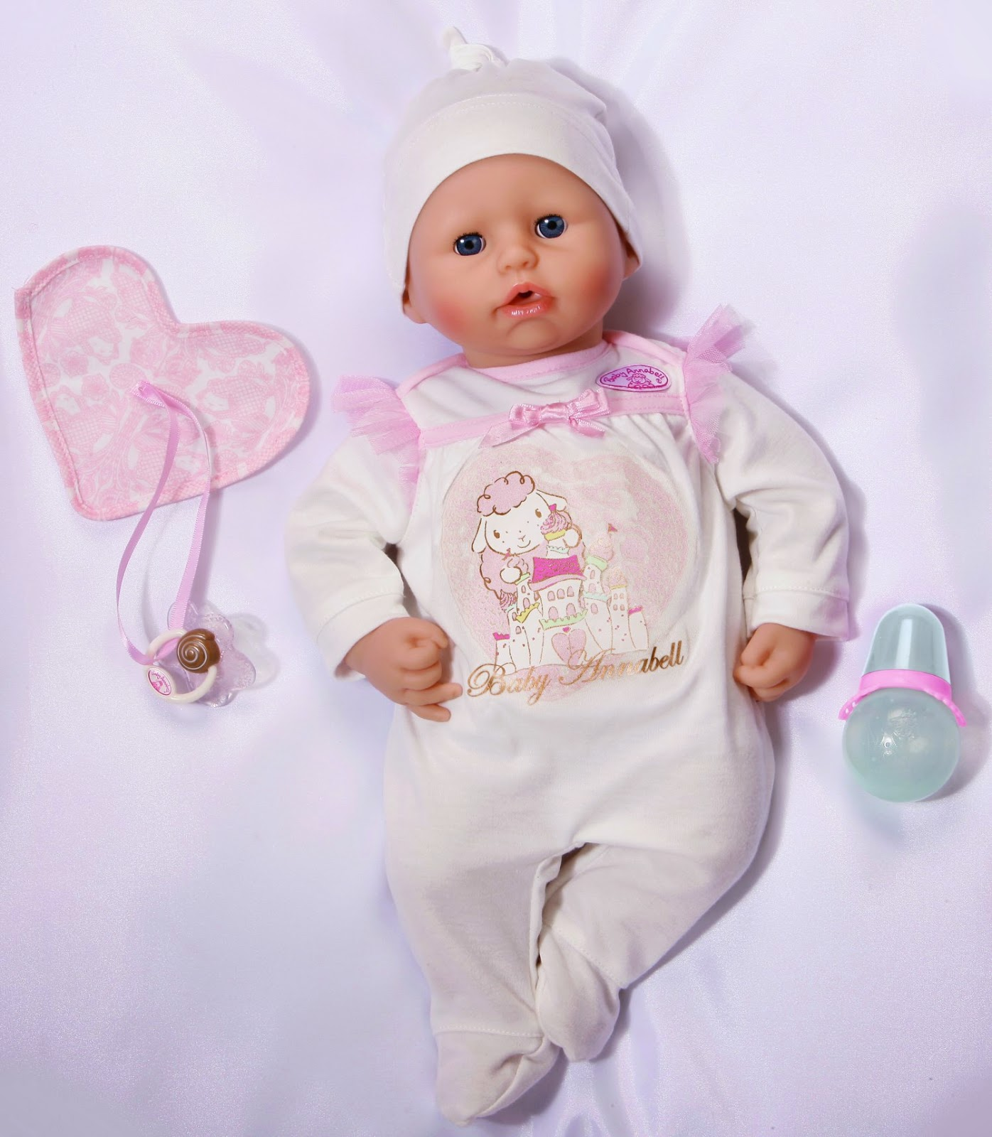 Zapf Creation, Baby Annabell Doll, toy doll giveaway