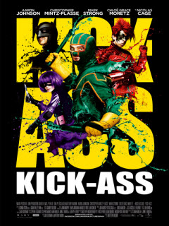 Kick-Ass (2010) [DVDRip] [Latino]