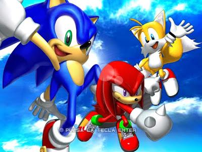 Portada para mi entrada para el truco de cómo jugar con los personajes metálicos de Sonic Heroes de PC en modo 1J