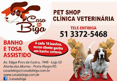 PET SHOP E VETERINARIA CASA DA BIGA