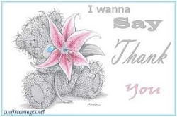 I wanna say thank you for visiting my blog