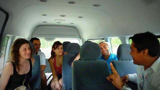Camino de Calakmul