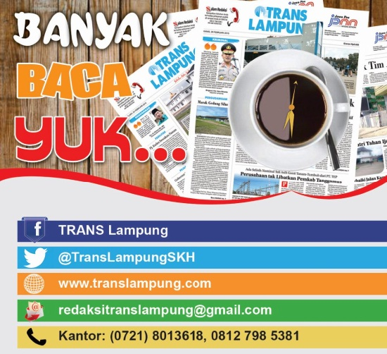 Recruitment PT. Trans Lampung Pers