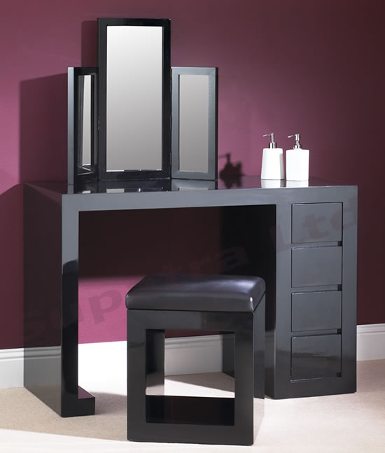 Modern dressing table furniture designs an interior design - Modern bathroom dressing table ...