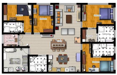 Perenqueando crear planos de formas online y gratis for Plano habitacion online