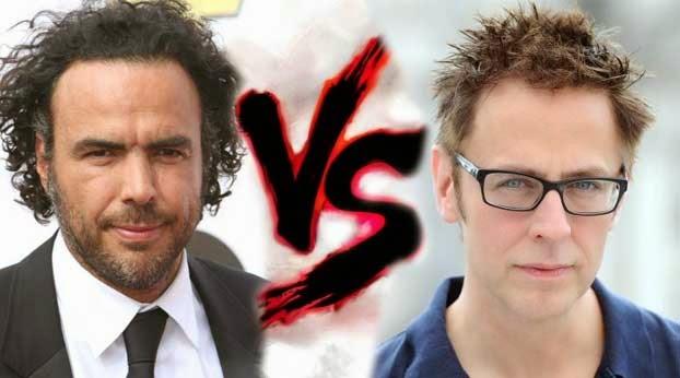 Alejandro González Iñárritu vs James Gunn