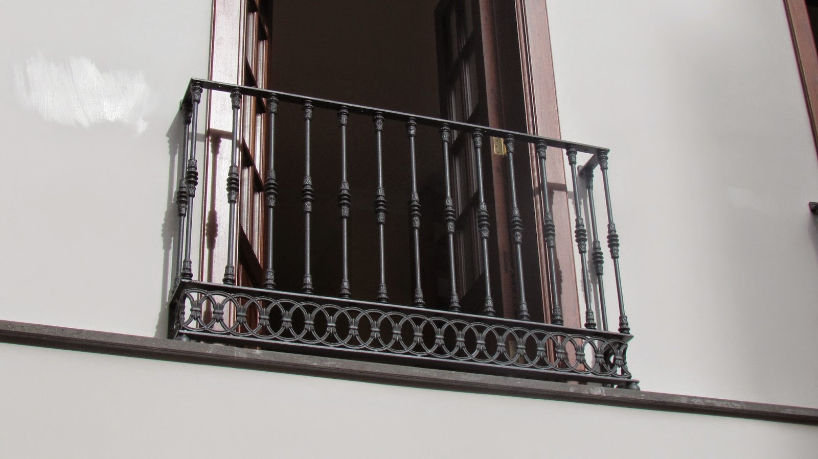 Acero inoxidable tenerife balcones forja tenerife - Balcones de forja antiguos ...