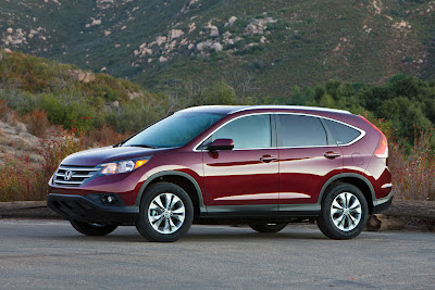 New 2012 Honda CR-V Review and Price