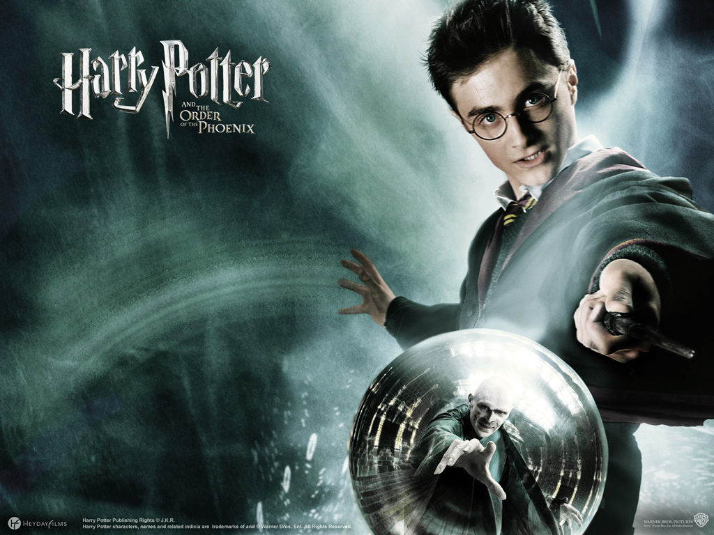 Harry Potter and the Order of the Phoenix - Movies Maniac1024 x 768