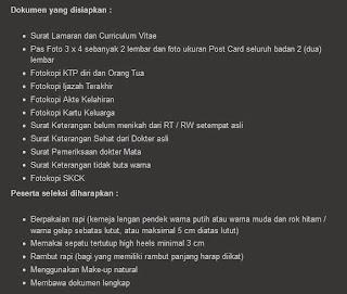 lowongan kerja sma/smk surabaya terbaru 2014