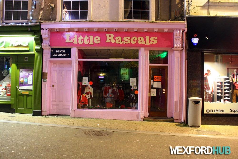 Little Rascals, Wexford