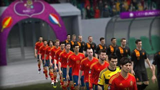 Screenshot UEFA EURO 2012