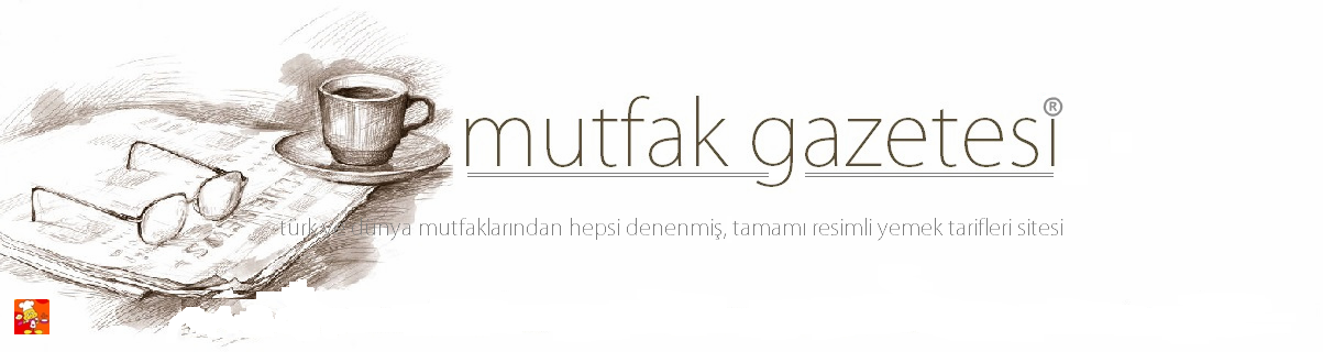 mutfak gazetesi