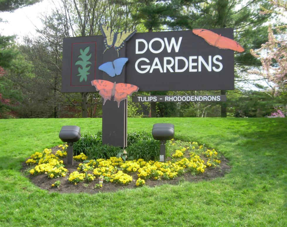 Free Photos Online: Dow Gardens Pictures-Midland , Michigan Scene