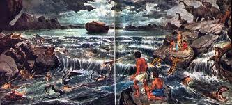 a comparison of the flood story in the epic of gilgamesh and the bible Is the biblical flood account a modified copy of the flood of the epic of gilgamesh is contained seems like an integral part of any ancient flood story.