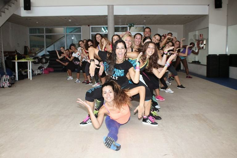 clases zumba fitness