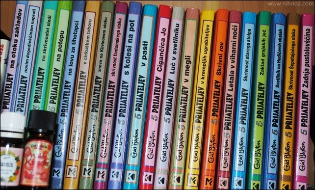 Enid Blyton Famous Five Book Collection