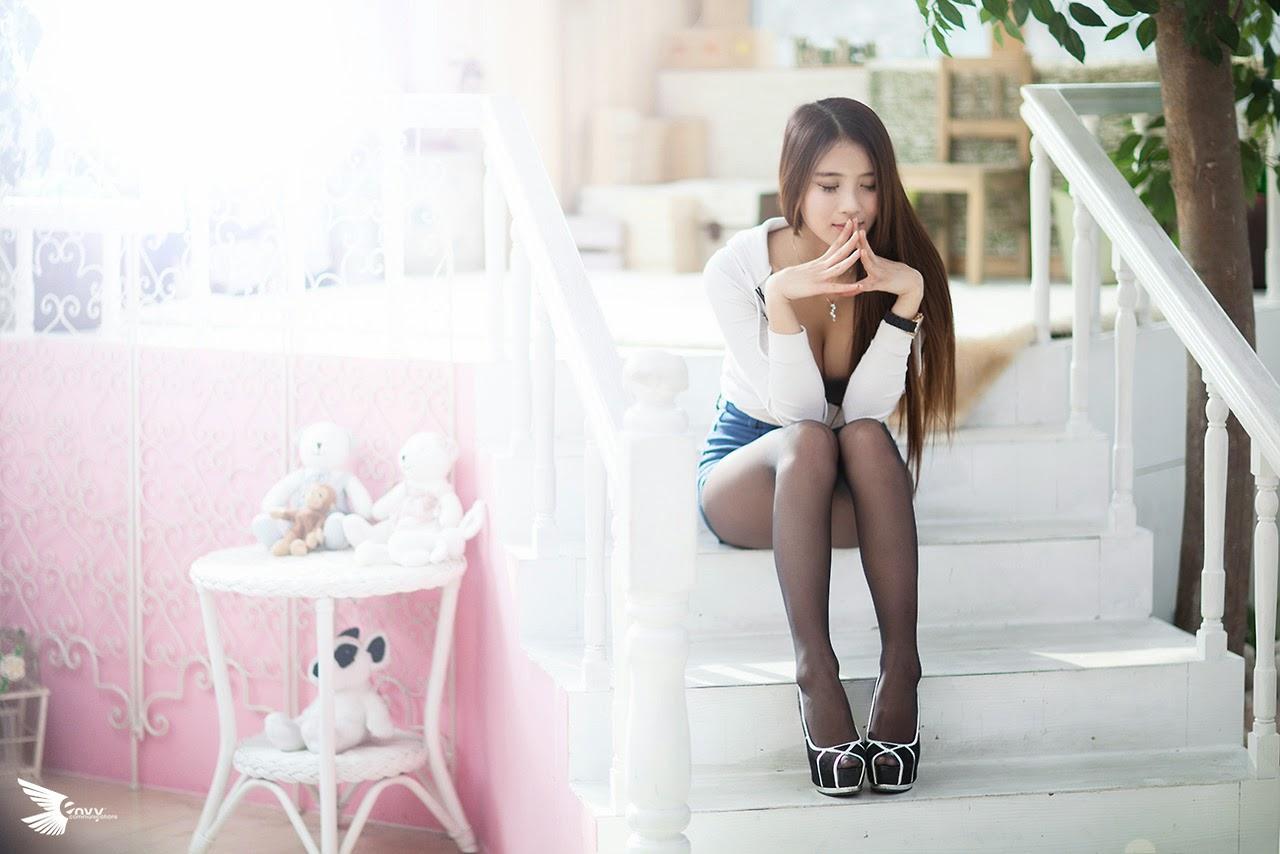 Cha Jung Ah Lustful Beauty
