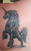 Unicorn Tattoo Designs