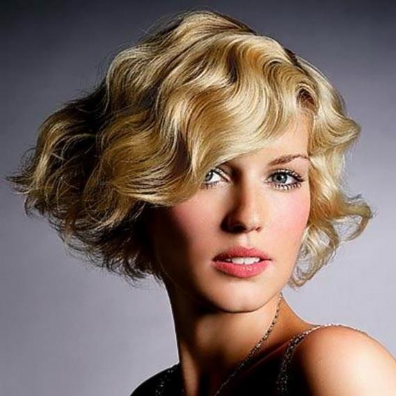 wavy hairstyles short wavy hairstyles short wavy hairstyles short wavy ...