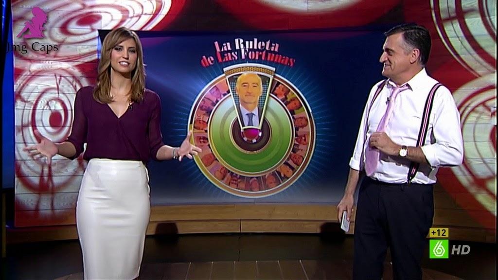 SANDRA SABATES, EL INTERMEDIO (07.10.14)