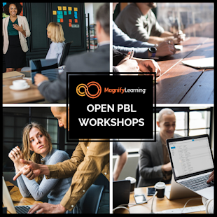 Open Project-Based Learning Workshops