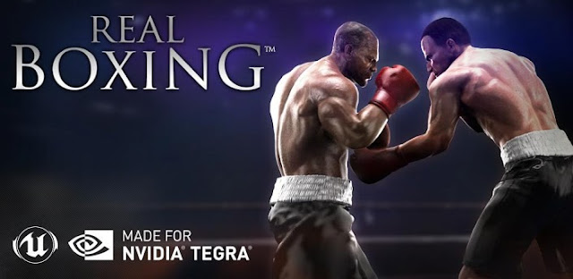 Real Boxing [ APK + DATA ]