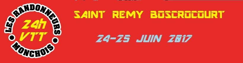 24H VTT de Saint Rémy Boscrocourt