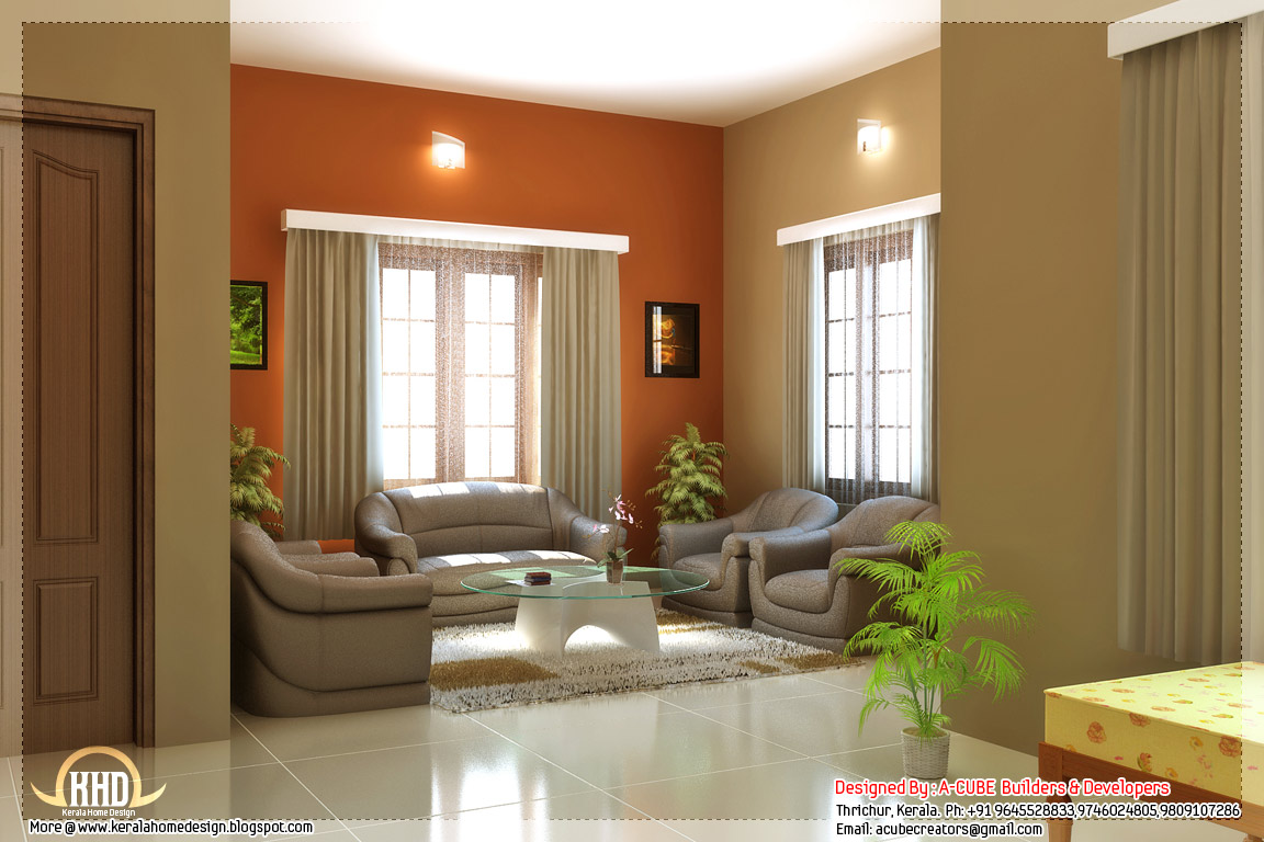 Amazing Interior Designers In Kerala For Home Part   5: Drawing Room  Interior