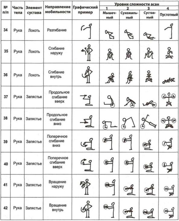Йога для начинающих как разработать