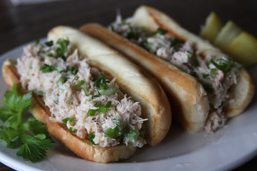Crab Rolls Goop Recipe
