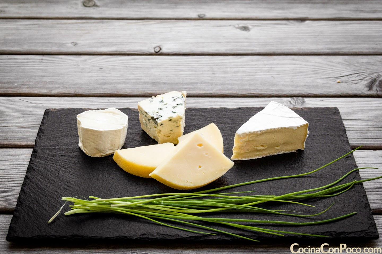Recetas de Navidad - Croquetas de queso azul - Entrantes