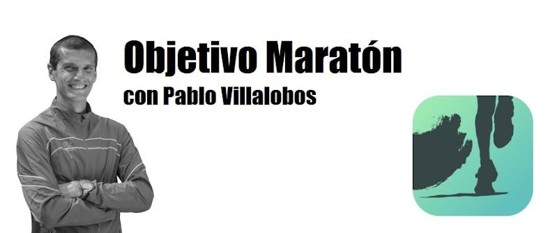 Objetivo Maratón con Pablo Villalobos: Recomendador de entrenamiento para maratón