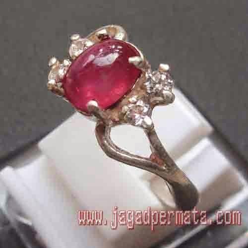 Batu Permata Ruby For Ladys