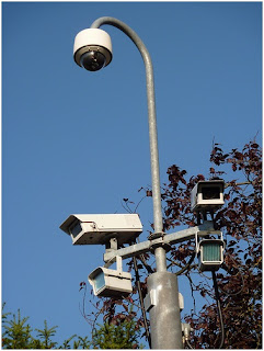 LED lighting benefits CCTV systems