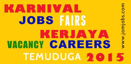 Karnival Kerjaya April 2015