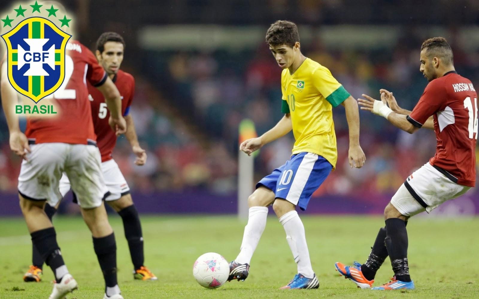 Oscar Brazil 2014 World Cup Oscar Brazil 20...