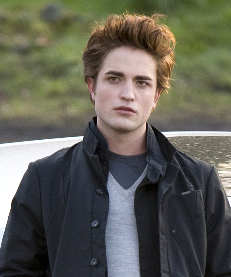 Patt thomas t online los looks de robert pattinson for Twilight edward photos