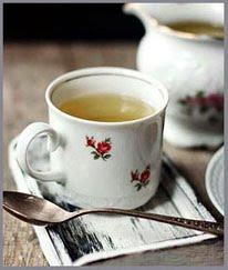 Un tè per gli ospiti