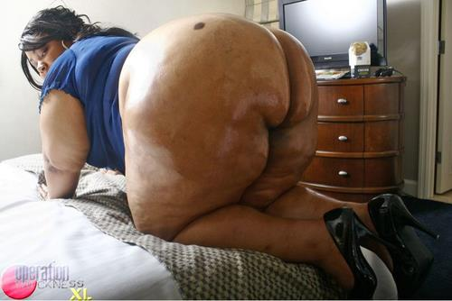 Huge Black ssbbw Pear Ass