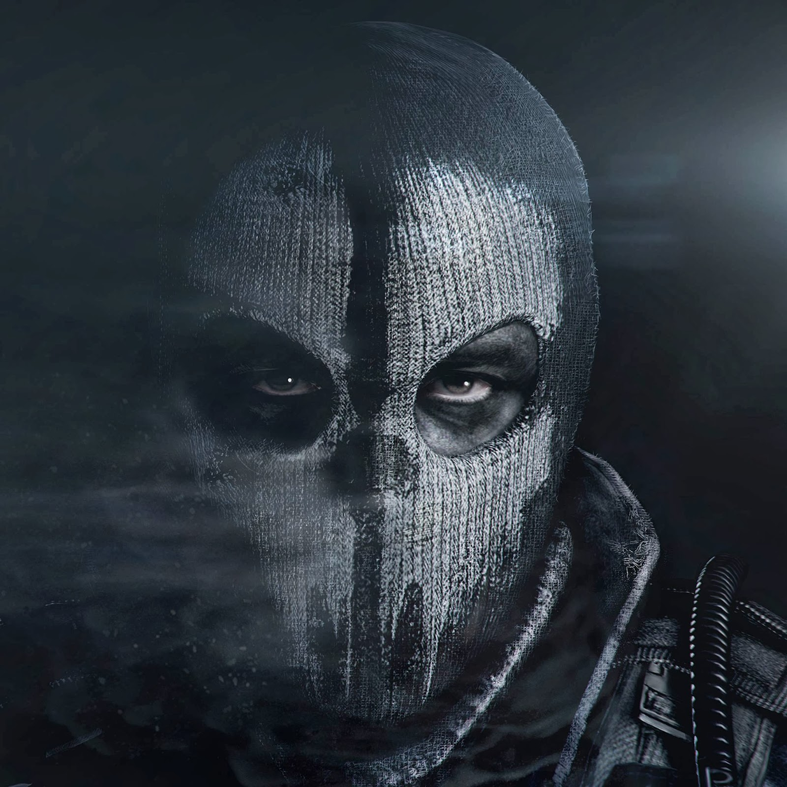 Call Of Duty Ghosts Masked Warriors image information