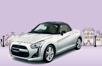 Review Mobil Daihatsu Copen
